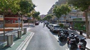 L'atropellament es va produir a la via Roma de Salou.