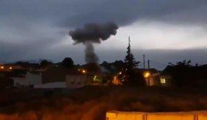 Una explosió a la pirotècnia María Angustias de Guadix ha deixat tres víctimes mortals