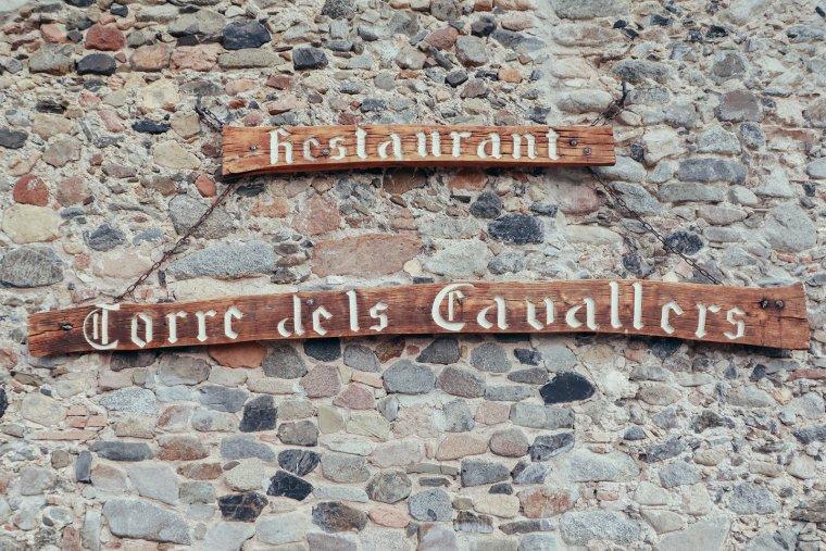 El restaurant conserva alguns dels detalls típics de la seva obertura als 70.