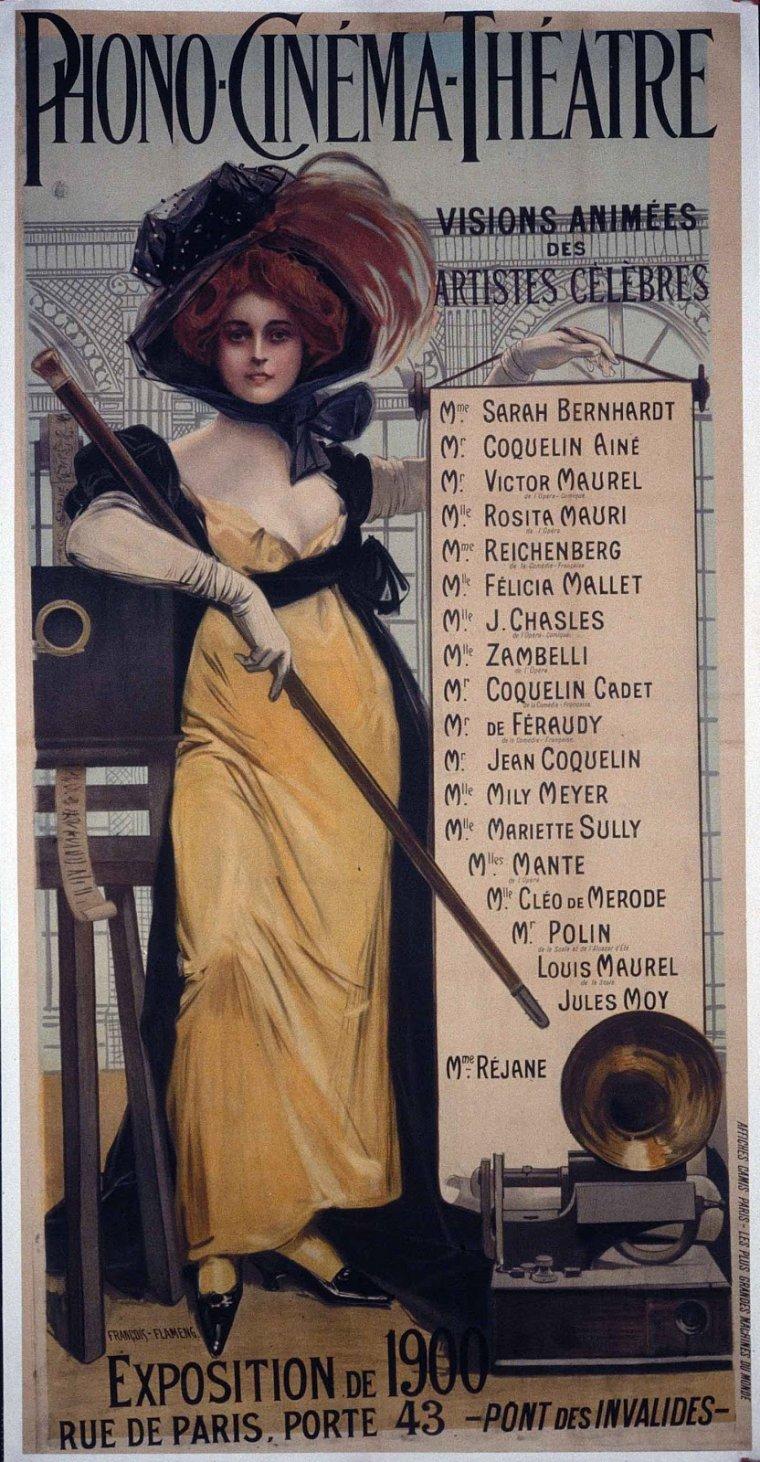 Un cartell de la Fira.