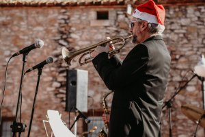 Concert de jazz a càrrec del grup New Orleans Christmas Party