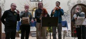 El grup musical Ço del Botafoc, del Vendrell.
