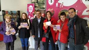 El Tomb de Reus ha lliurat els tres premis del segon sorteig de la campanya 'A Reus, x2'