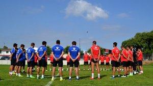 Els jugadors del CF Reus han de prendre una de les decisions més importants de les seves carreres esportives