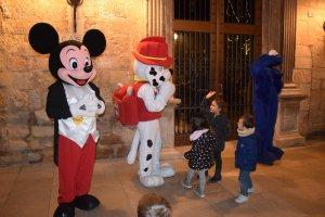 campanya de Nadal dels botiguers de Montblanc
