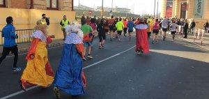 La cursa Sant Silvetsre del Vendrell es fa el dia de Sant Esteve.