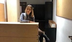 La nova educadora social de carrer de Llorenç del Penedès.