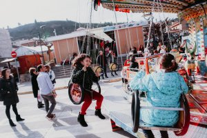 Les millors imatges de la Fira Nadal i Mostra del Cava a Ascó