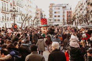 L'home dels Nassos de Tarragona