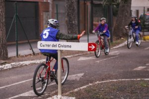 Parc de trànsit de la Guàrdia Urbana de Reus