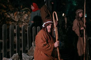 Pessebre vivent de la Pobla de Montornès