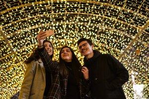 Reus viu un Nadal ple d'espectacles i llum