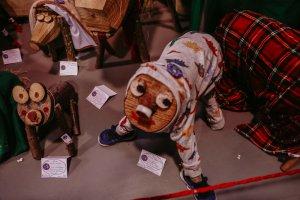 Trobada de Tions a l'escola la Vitxeta