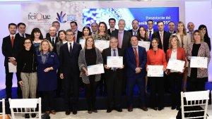 Vuit empreses de l'AEQT han estat premiades per la seva responsabilitat social empresarial.