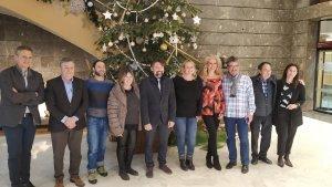 Ajuntament de Reus i entitats comercials valoren positivament la campanya de Nadal