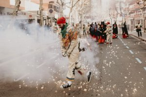 Cercavila Salou festa major hivern 2019