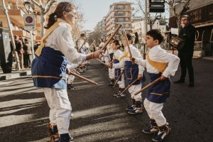 Cercavila Salou festa major hivern 2019