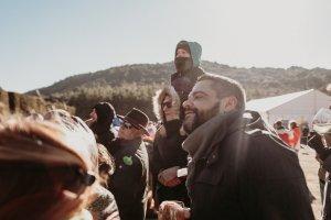 Concurs de gossos tofonaires a Vilanova de Prades
