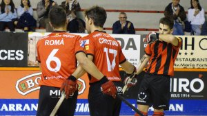 El Reus Deportiu ha patit la primera derrota de la temporada a l'OK Lliga