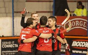 El Reus Deportiu Miró ha sumat la desena victòria de l'OK Lliga 2018-2019