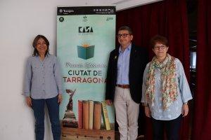 Els guardonats dels premis Ciutat de Tarragona 2018 van ser Lídia Álvarez, Victòria Lovaina i Marc Capdevila.