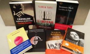Els llibres més destacats d'aquest gener.