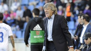 Enrique Martín ha acabat molt empipat amb la versió del seu equip