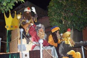 Cavalcada de Reis a Alcover