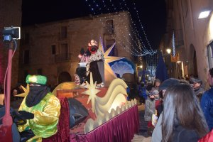 Cavalcada de Reis a Montblanc