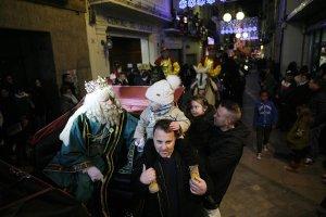 Cavalcada de Reis a Valls