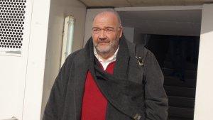 Joan Oliver s'ha reunit amb la plantilla i el cos tècnic durant més de dues hores al llarg del matí