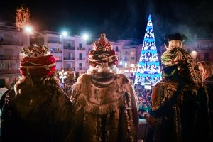 La Cavalcada dels Reis Mags 2019 a Reus