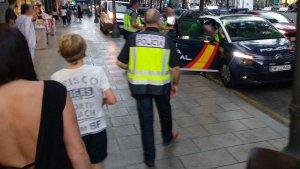 La Policia Nacional ha desmantellat un prostíbul on explotaven sexualment dones asiàtiques a Tarragona