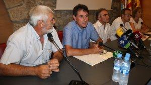 L'alcalde de Batea, Joaquim Paladella, en una imatge d'arxiu.