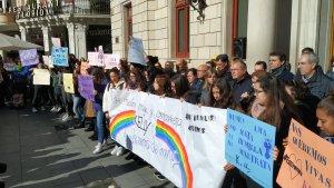 Les companyes de classe i l'Ajuntament de Reus han mostrat el condol i rebuig per l'assassinat