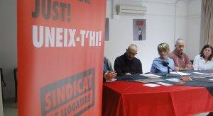 Presentació del Sindicat de Llogaters del Penedès.