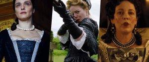 Tres grans actrius protagonitzen 'La favorita'
