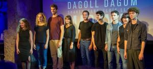 Actors de 'Maremar' de Dagoll Dagom