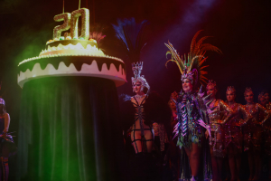 Carnaval Tarragona: Disfressa d'or 2019