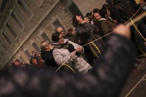 Concentració a Tarragona en suport al presos polítics