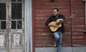 El cantautor Ismael Serrano.