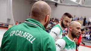 El CP Calafell no vol sumar la tercera derrota consecutiva