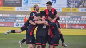 El juvenil A del CF Reus va imposar-se al Lleida Esportiu a l'Estadi Municipal