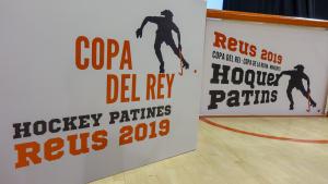 El Pavelló Olímpic de Reus, escenari de la competició