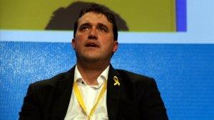 El president del PDECat, David Bonvehí, serà aquest dissabte a Altafulla.