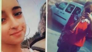 Imatge de la menor desapareguda, amb l'uniforme que portava l'últim cop que va ser vista.