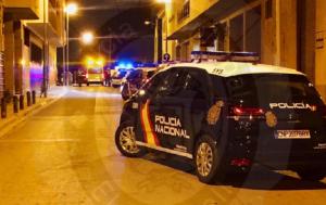 La batuda policial que s'ha fet al Camí dels Molins del Vendrell.