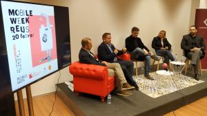 La Mobile Week ha portat, a Reus, una taula rodona sobre el futur de la mobilitat