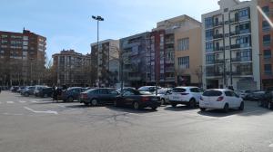 La parada se situarà al pàrquing de zona blava Riudoms davant la biblioteca Xavier Amorós