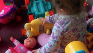 La petita Elsa del Vendrell té la Síndrome de Kleefstra.